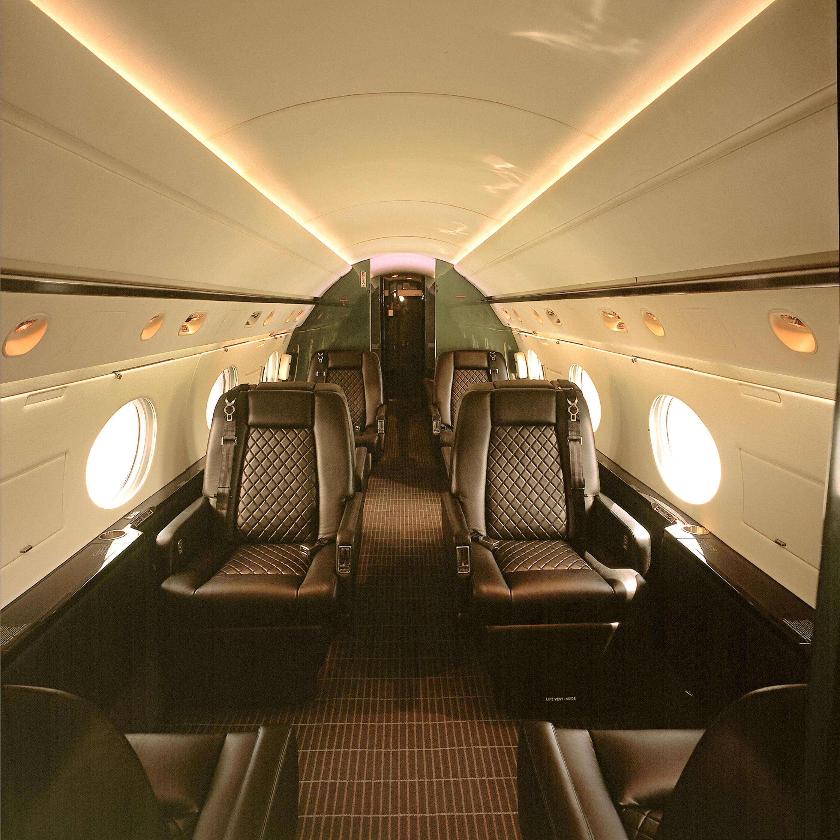 Aston Martin Gulfstream