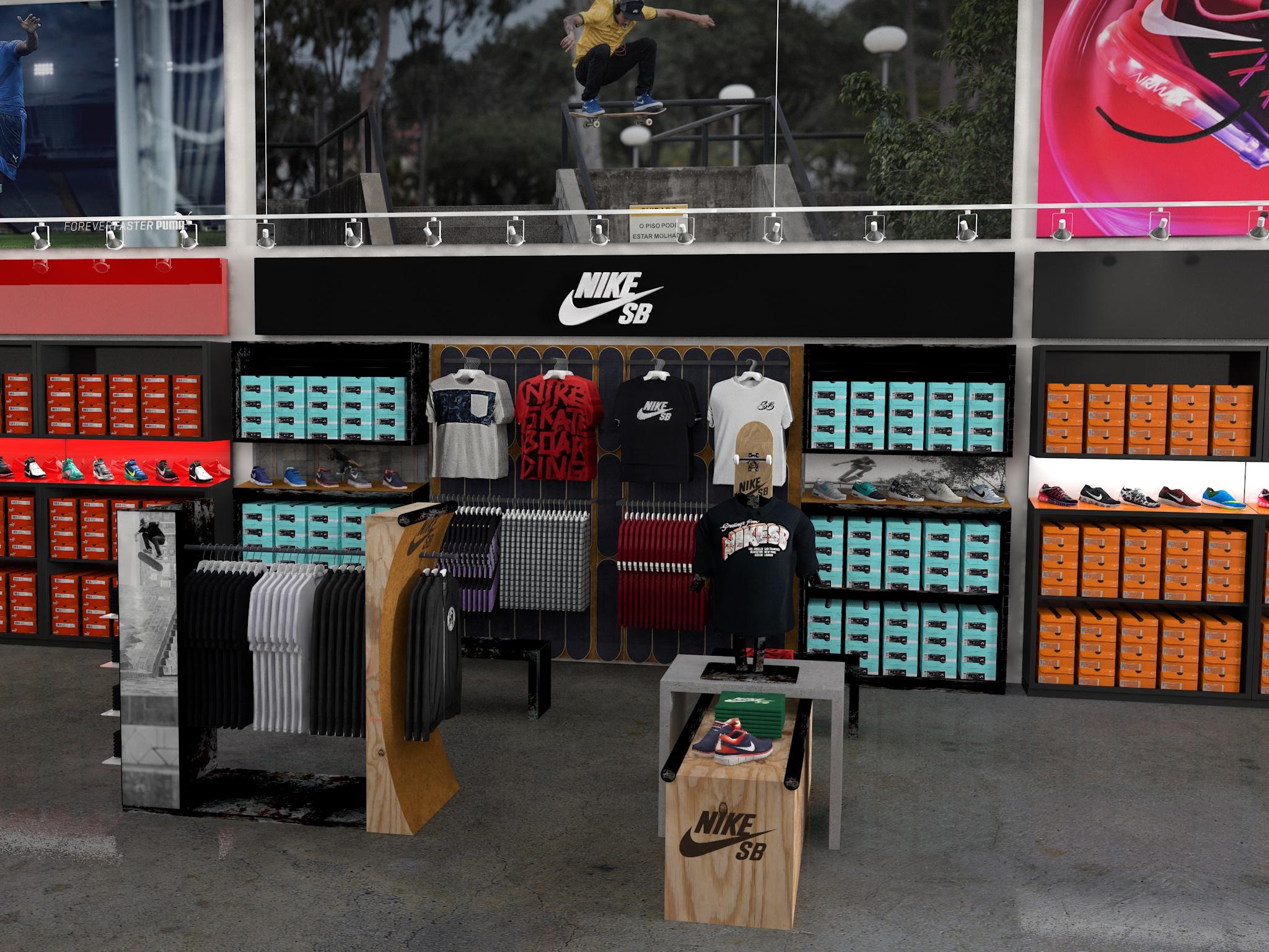 Nike Skateboarding WSS Shop