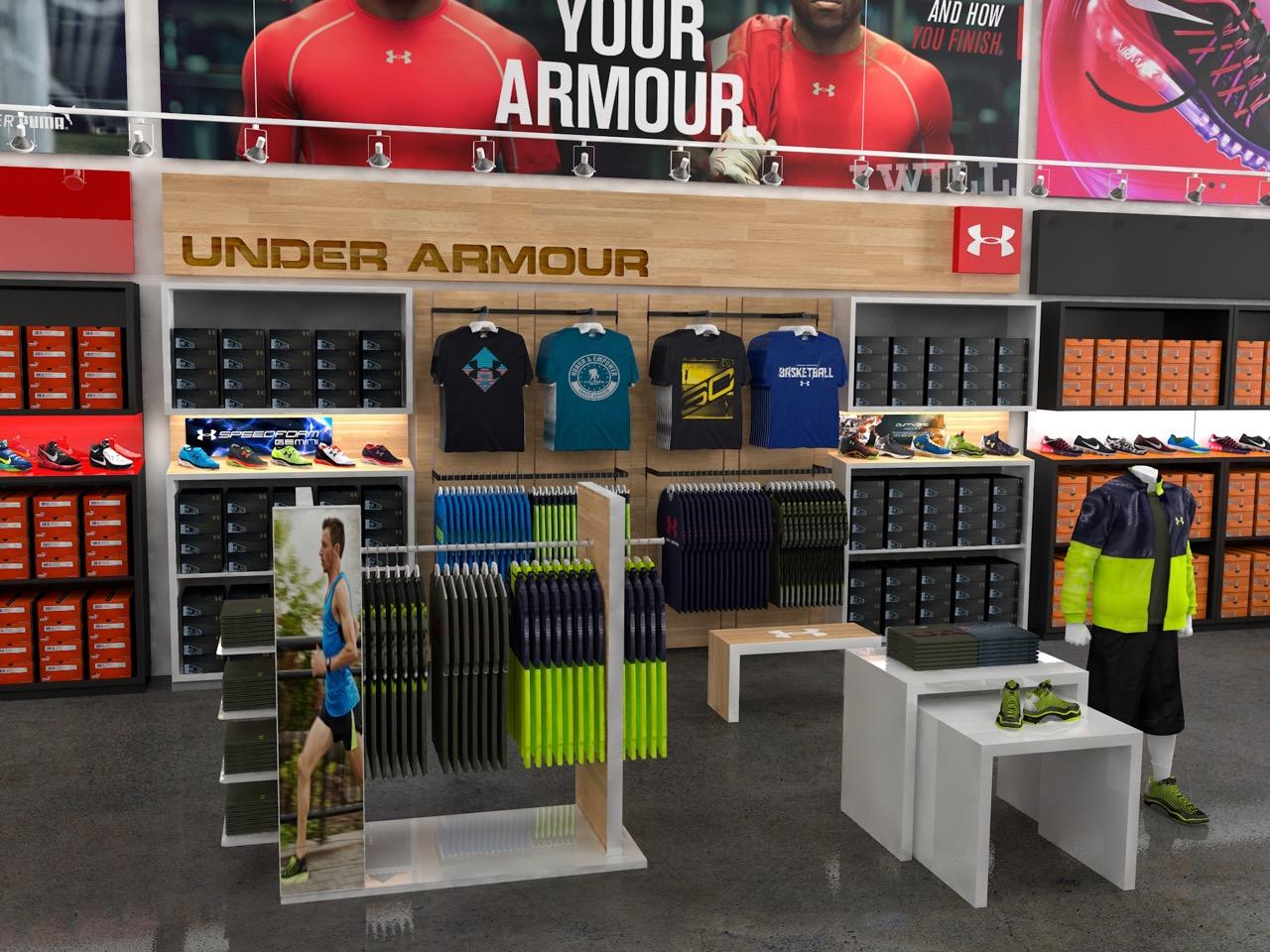 Under Armour WSS Shop