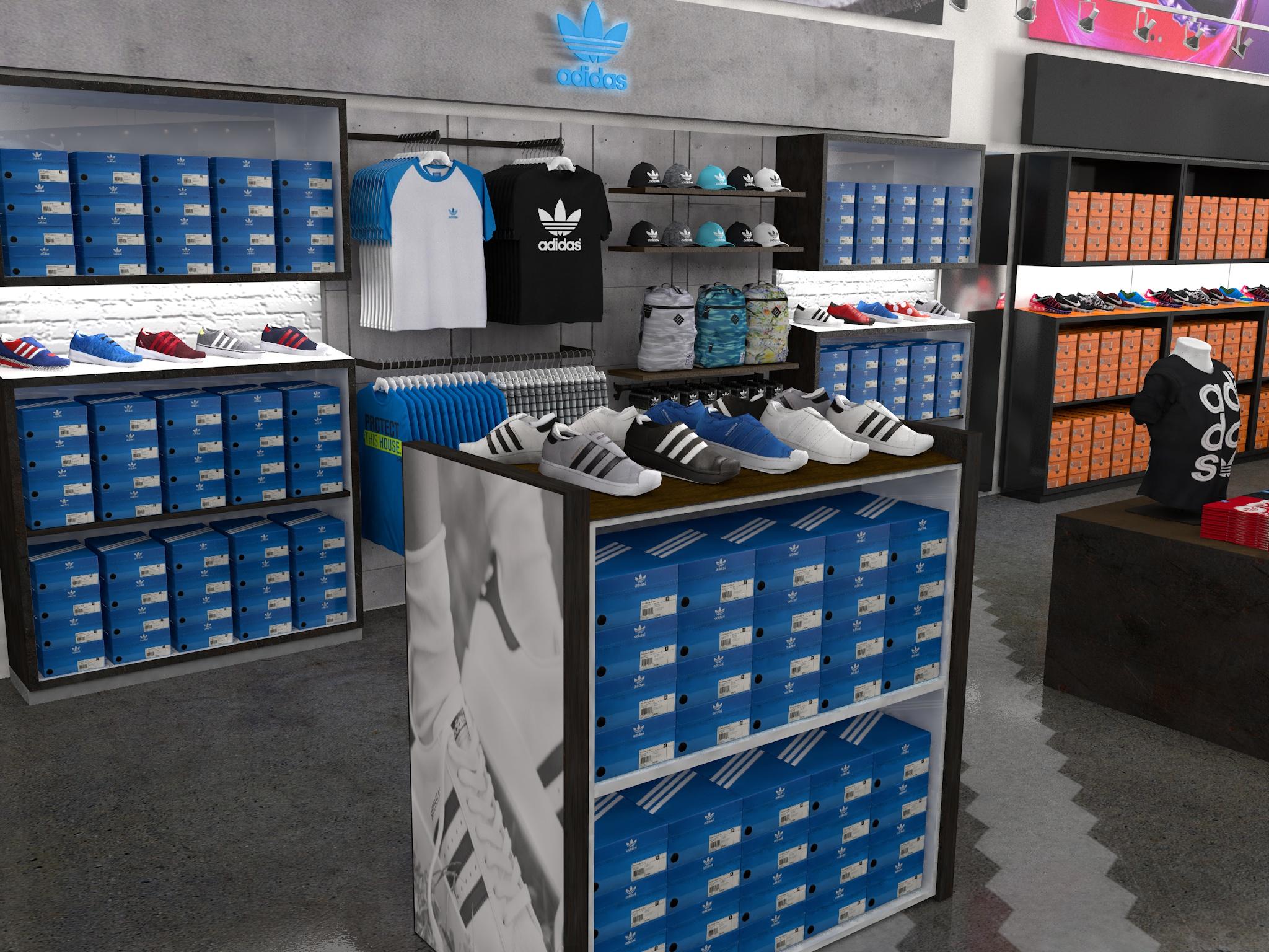 Adidas WSS Shop
