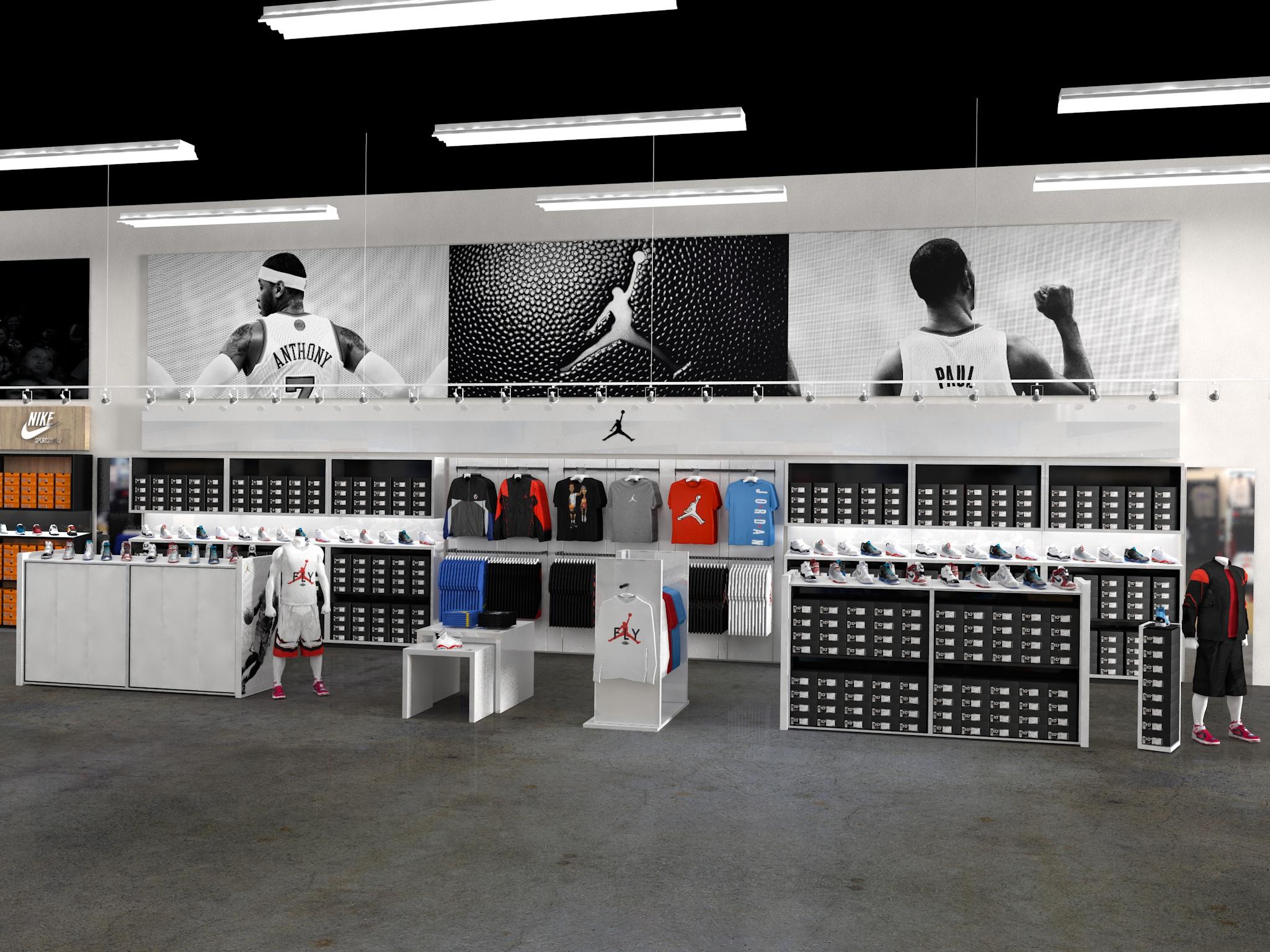 Brand Jordan WSS Shop