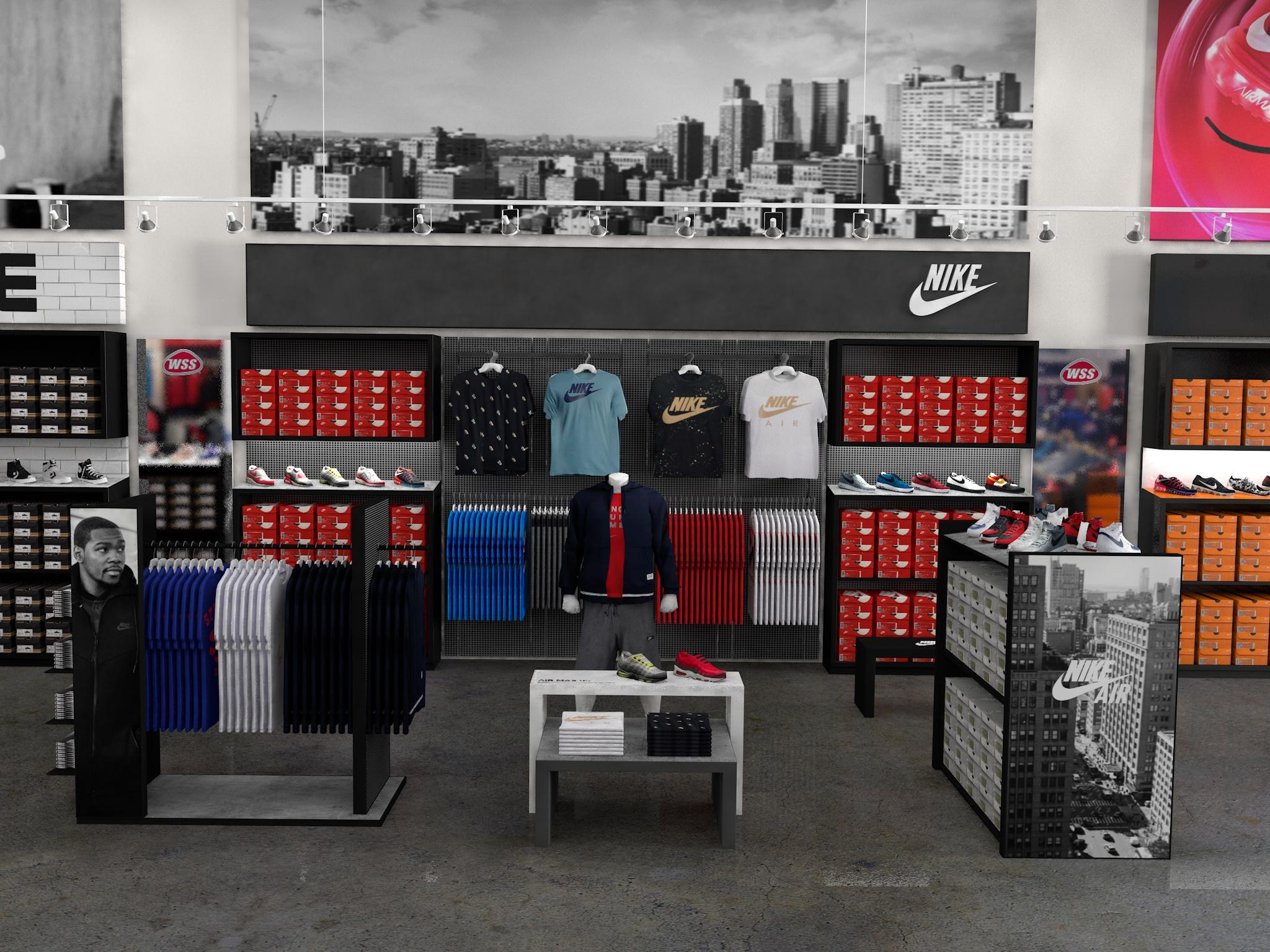Nike NSW WSS Shop