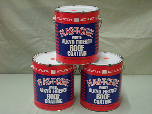 Plas-T-Cote Roof Coating 3.5 gal