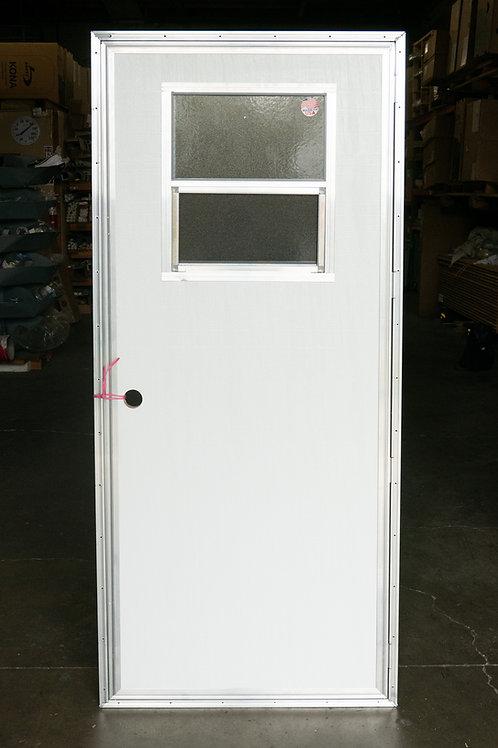 Outswing Door