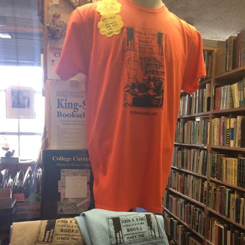 John K. King Books T-Shirt