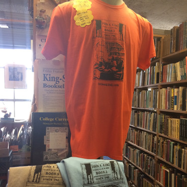 John K. King Books T-Shirt