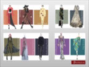 Модные цвета осеннего гардероба 2015
