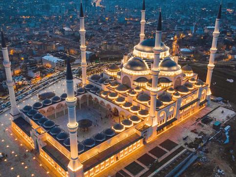 Büyük Çamlıca Cami