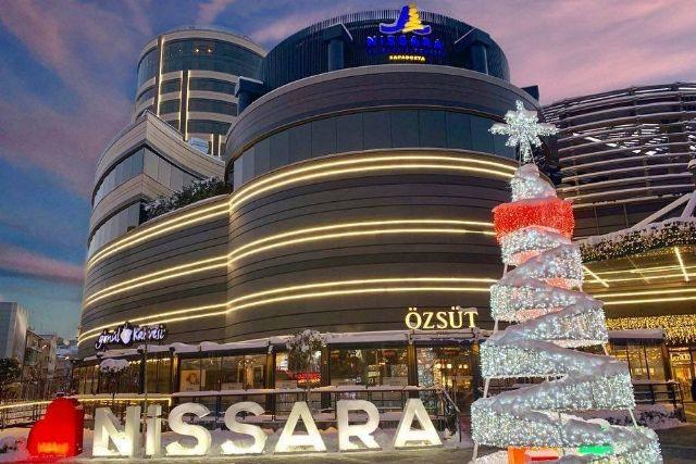 Nissara AVM Nevşehir