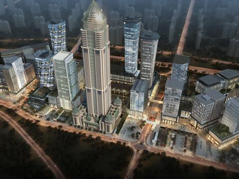 Istanbul Finans Merkezi / Istanbul Fınance Center