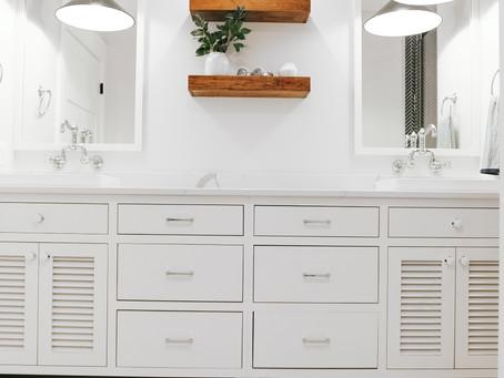 /// GFG Design Feature — Guest Bathroom