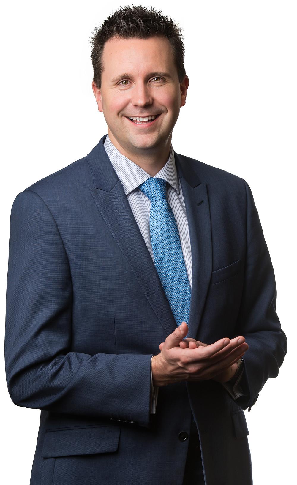 Aaron Schneider, Director Consulting Solutions