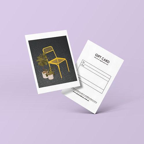 GIFT CARD Super