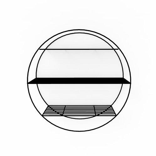 Estanteria Circle