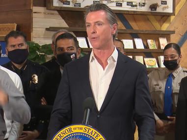 Newsom Signs Legislation to Counter Organized Retail Theft
