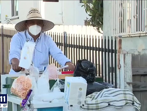 Two Long Beach street vendors attacked,  ticketed by LBPD after calling 9-1-1
