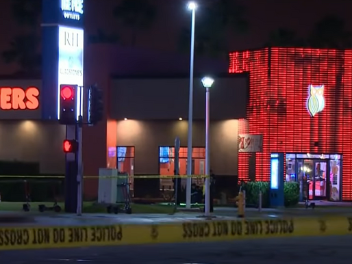 3 wounded in a drive-by shooting at The Pike in Downtown Long Beach, three arrested