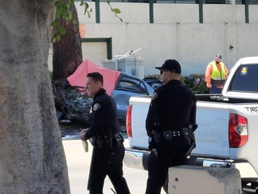 Lakewood Woman Dies in Crash in Long Beach