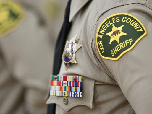 LA County Sheriff's Chief Eliezer Vera announced that he is running for sheriff.