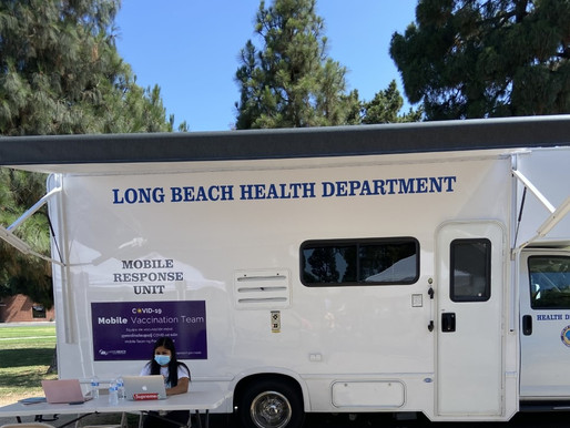 The latest on coronavirus in Long Beach, including mask mandates & vaccine sites