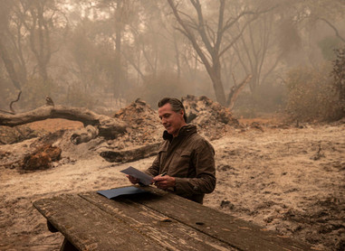 Newsom signs bill expunging felony records for inmate firefighters, giving them a chance to be pros