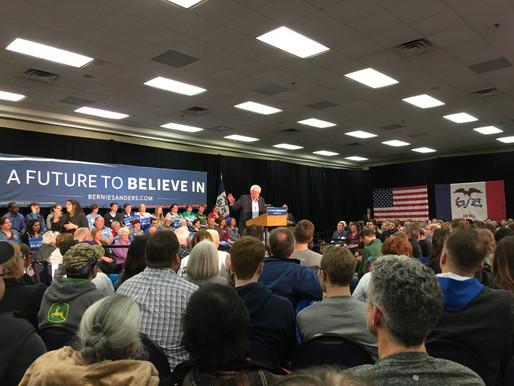 Bernie Sanders Leads in CA Primary Poll