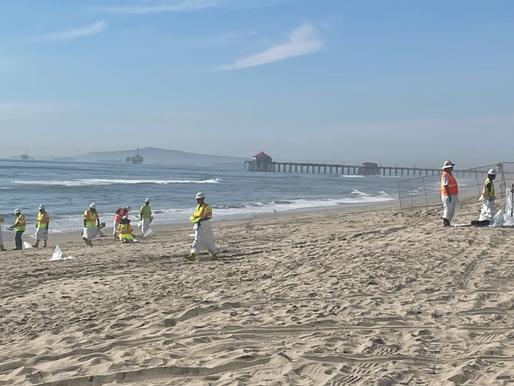 CA Attorney General Bonta opens investigation into Orange County oil spill