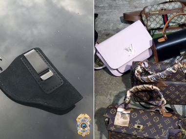 LBPD: Two People Charged for Selling Counterfeit Designer Products