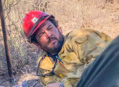 Officials Identify Firefighter Killed in El Dorado Fire