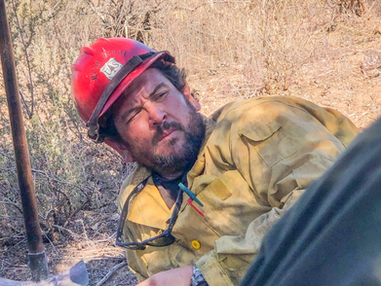 Officials Identify Firefighter Killed in El Dorado Fire