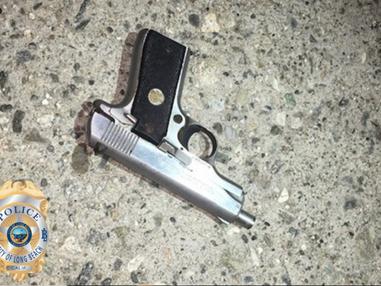 Officer-Involved Shooting Near 20th Street & MLK