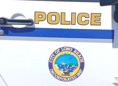 Man Tased by LBPD near Traffic Circle