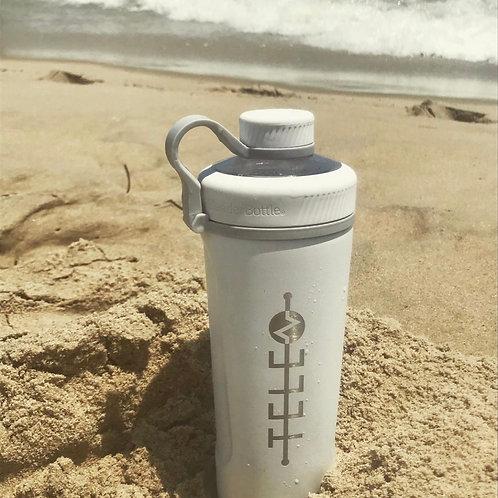 TELEO Blender Bottle-White