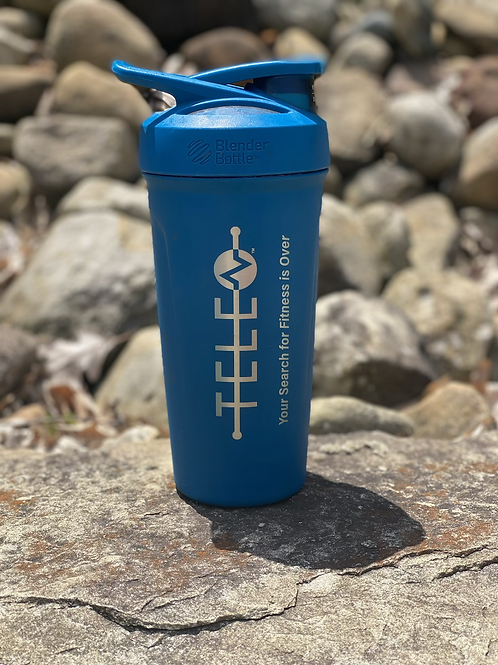 Blue Blender Bottle-Your Search for Fittness is Over