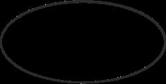 Etiqueta Oval