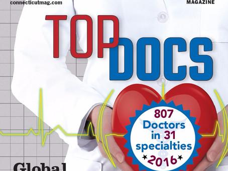 Connecticut Magazine® TOP DOCS 2016