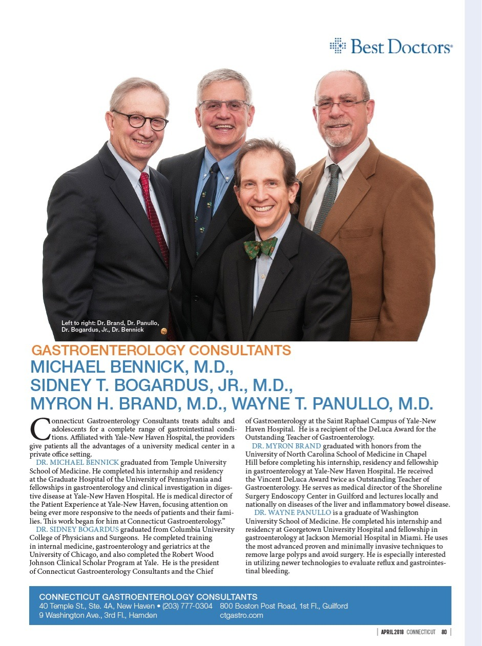 Welcome to Connecticut Gastroenterology Consultants, P C