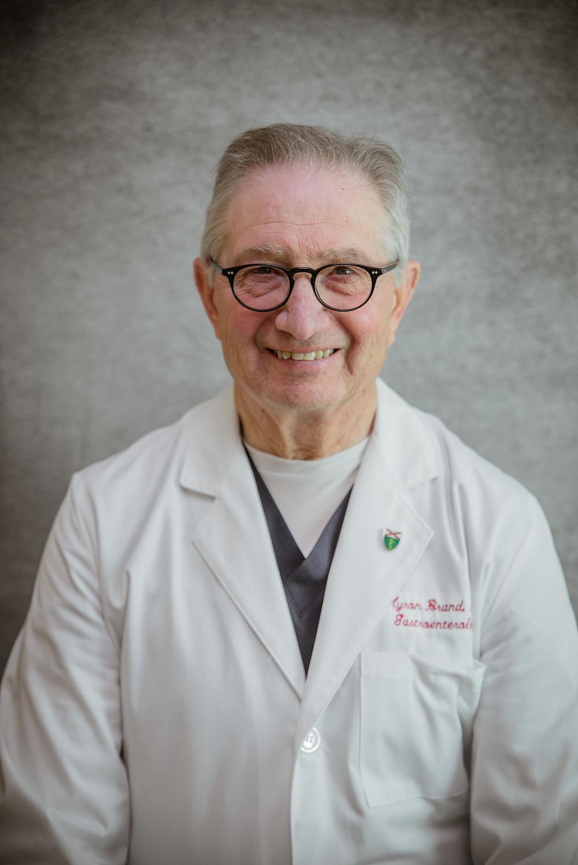 Dr. Myron Brand, Gastroenterologist
