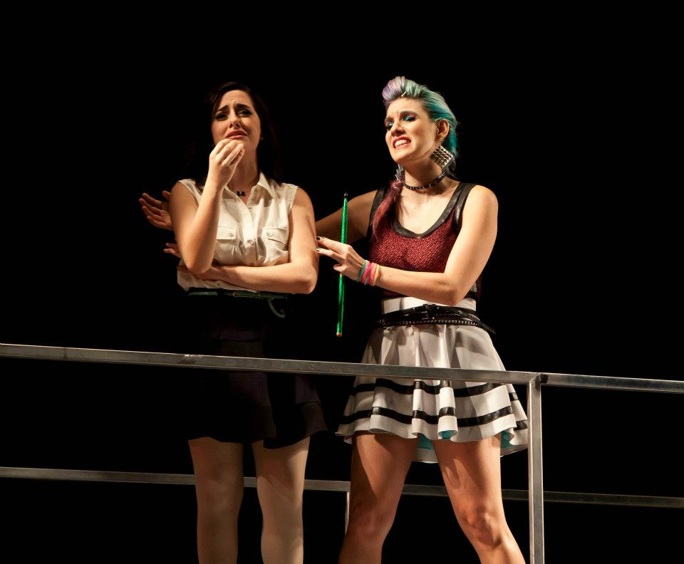 Serena Katz e Grace Lambchops