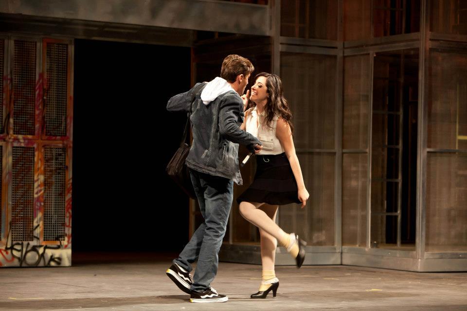 Nick Piazza e Serena Katz