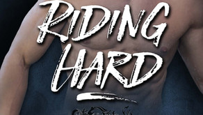 Cover Reveal: Riding Hard, Hell Ryders MC #4