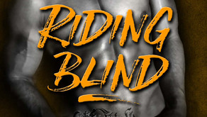 Riding Blind, Hell Ryders MC #3, is available now!