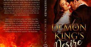 Demon King's Desire Re-Release!