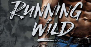 Cover Reveal: Running Wild