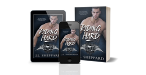 Riding Hard is Available Now!