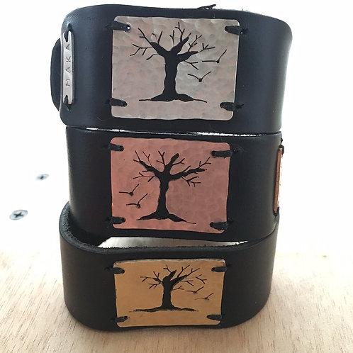 Tree of Life Cuff