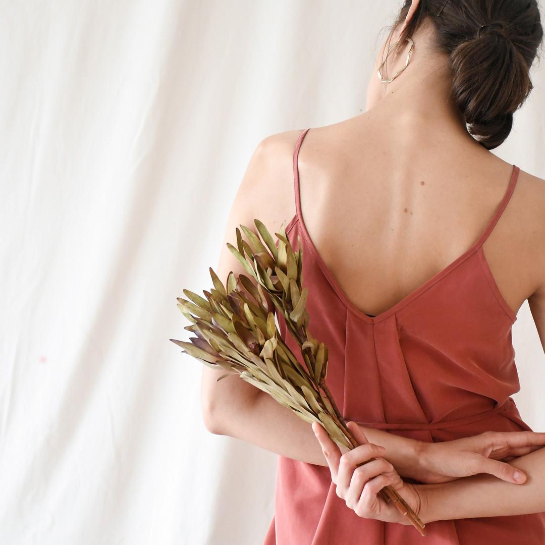 Bokeh Dress - Tangerine.jpg