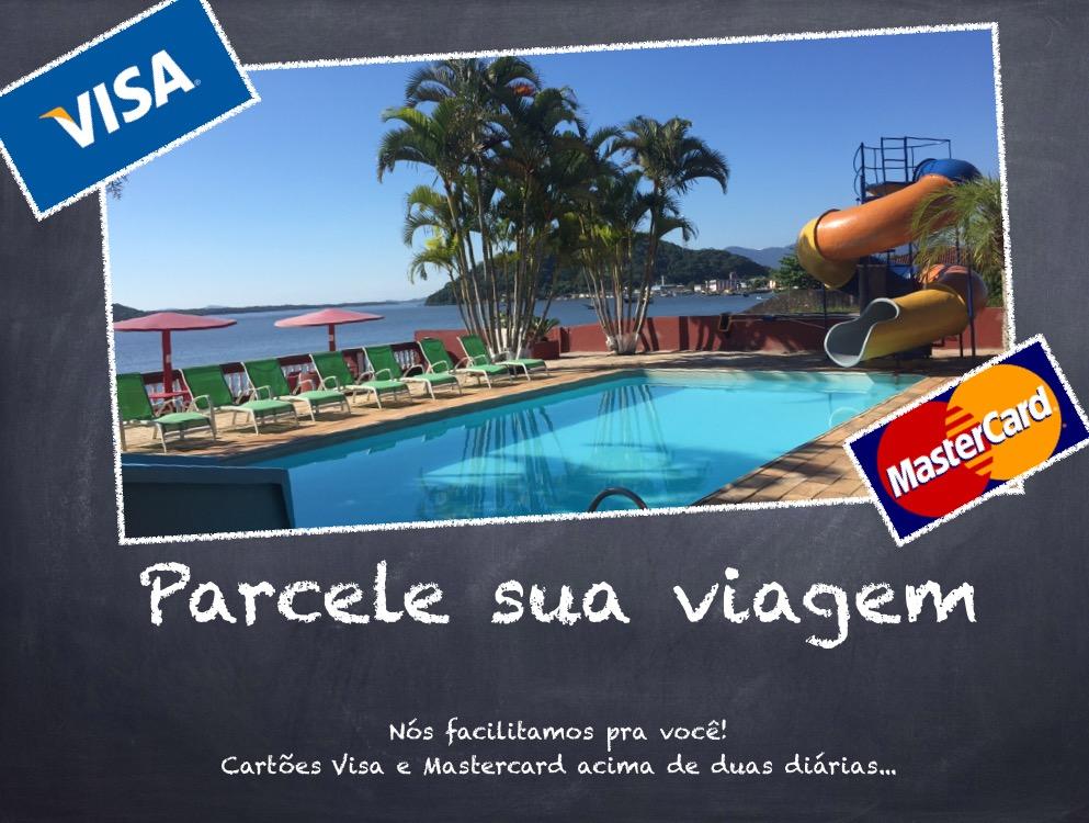 Hotel Pousada em Cananéia - Vantagem