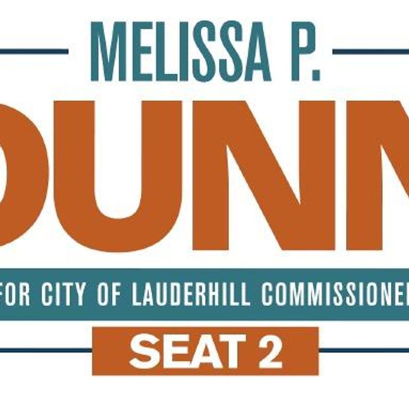 Vote 4 Dunn Lauderhill Campaign Kick-Off Event