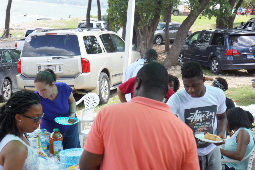 GASA 2016 July 4th BBQ